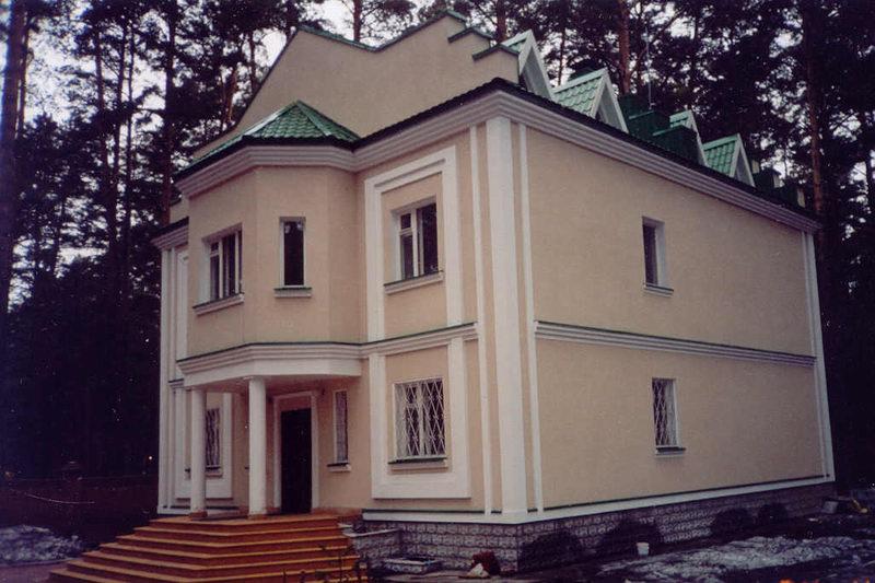 Дома из бруса под ключ недорого в СПб, проекты и цены